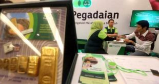 pegadaian indonesia meluncurkan produk fintech